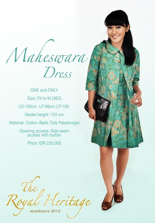 Maheswara Dress